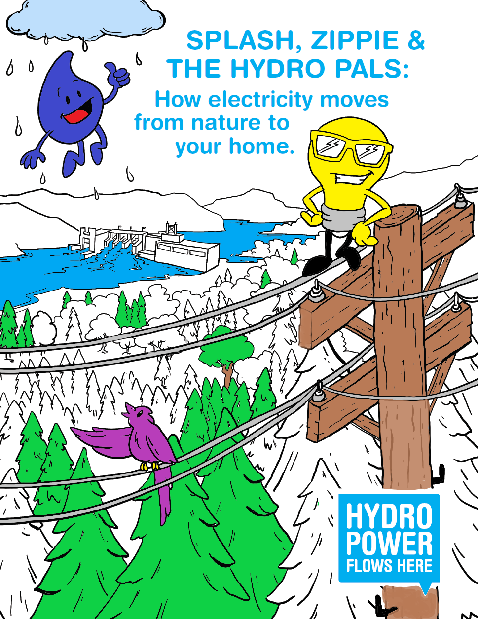 Hydro Flows Cover Colored NEW